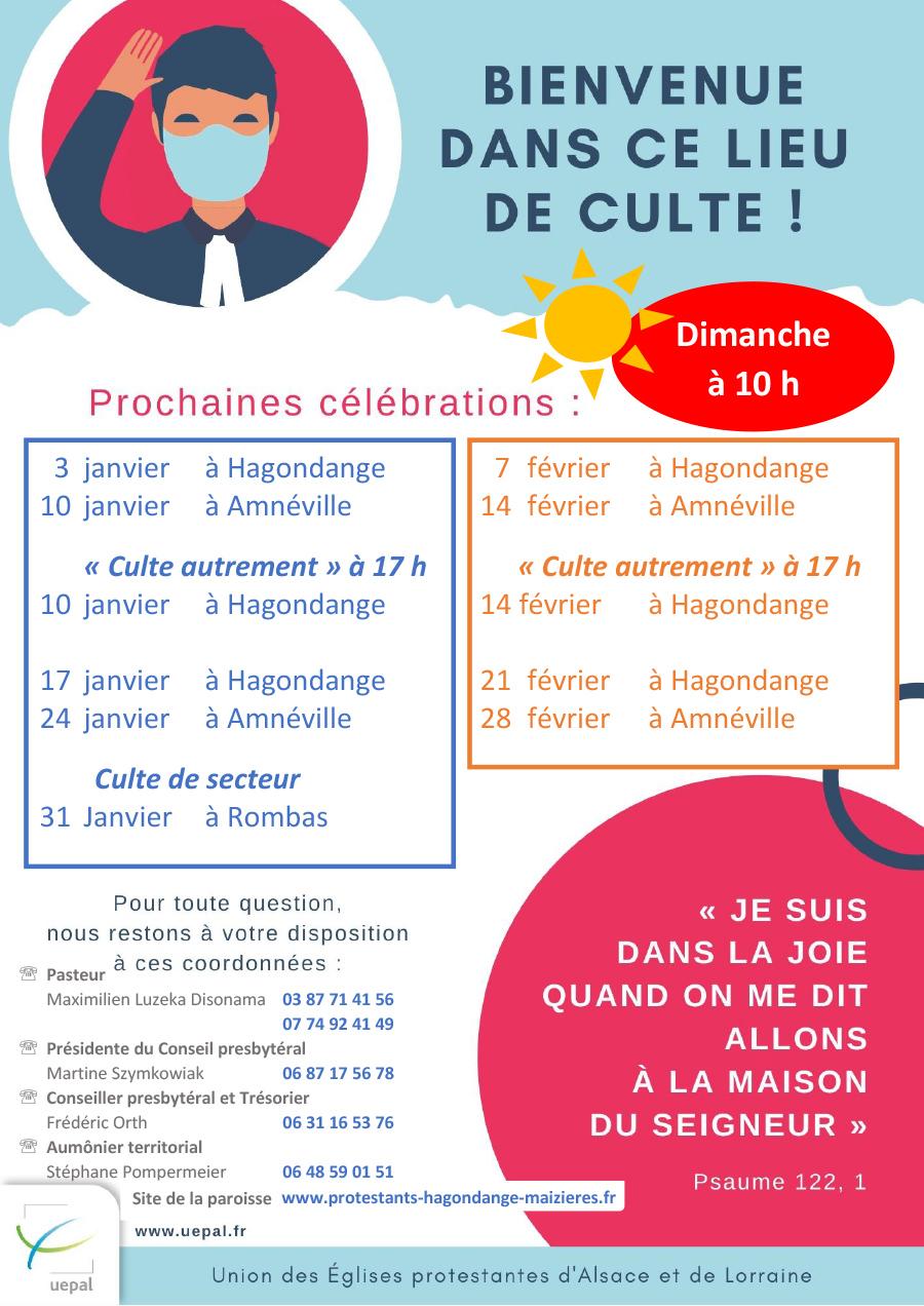 Affiche_Culte_A4 (janvier à février 2021)